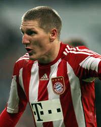Bastian Schweinsteiger, Bayern Munich (Getty Images)