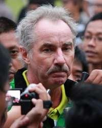 Alfred Riedl - Indonesia (GOAL.com/Donny Afroni)