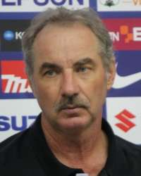 Alfred Riedl - Indonesia (GOAL.com/Donny Afroni)