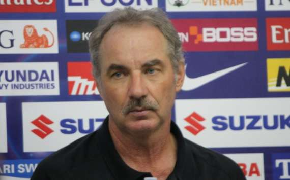 Indonesia sack national team boss Alfred Riedl