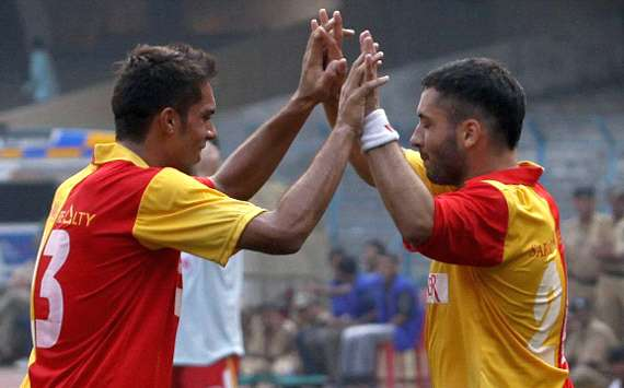 I-League : East Bengal vs AIFF XI (Mango Peel)