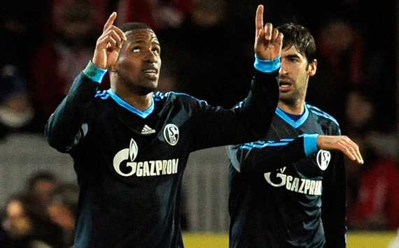 Bundesliga: FSV Mainz 05 - Schalke 04 ,Farfan (Getty Images)