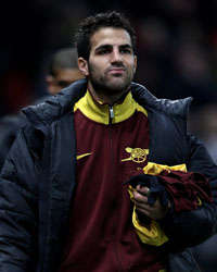 Cesc Fabregas - Arsenal (Getty Images)