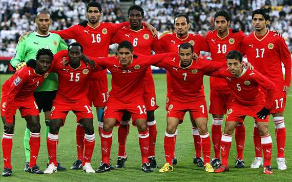 Asian Cup 2011: Bahrain Vice-President Sheikh Ali Al Khalifa Keen To Follow UAE Football Model