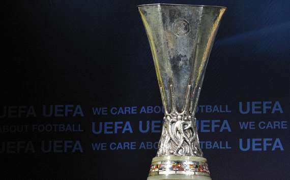 UEFA Europa League Trophy (Getty Images)