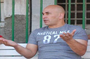 مدير الكرة - نادي الزمالك - إبراهيم حسن