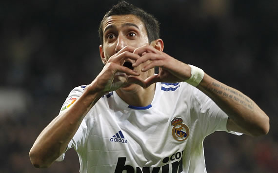 Angel Di Maria - Real Madrid (Getty Images)