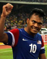 Mohd Safee Sali - Malaysia (WSG/affsuzukicup.com)