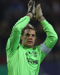 German Cup: FC Augsburg - Schalke 04, Manuel Neuer (Getty Images)
