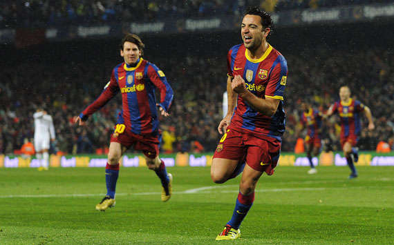 Xavi Hernandez, Barcelona(Getty Images)