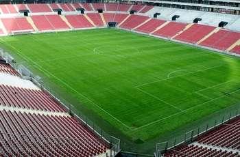 Galatasaray takımının yeni stadı Türk Telekom Arena, İstanbul
