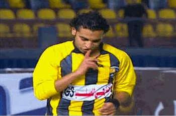 محمد صلاح-مهاجم المقاولون