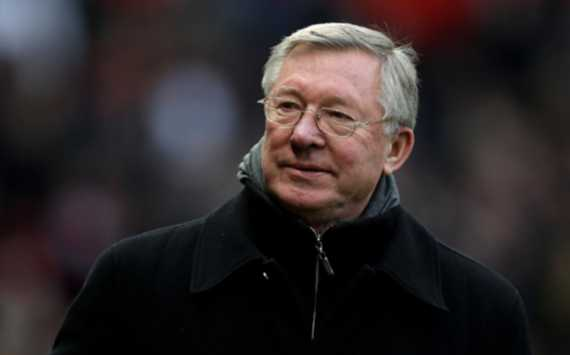 Sir Alex Ferguson (Getty images)