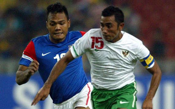 Firman Utina - Indonesia & Mohd Safee Sali - Malaysia (WSG/www.affsuzukicup.com)