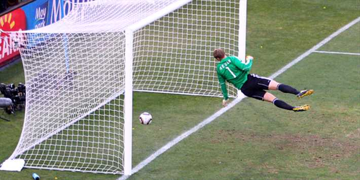 Goal-line technology set to divide football's rich and poor