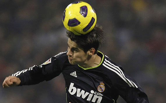 Alvaro Morata, Real Madrid (Getty Images)