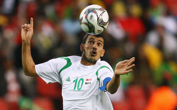 Younis Mahmoud, Iraq (Getty Images)