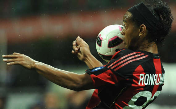Ronaldinho Moves Closer To Milan Departure In January