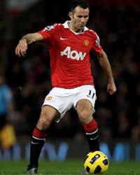 Ryan Giggs - Manchester United (Getty Images)