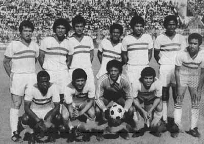 نتيجة بحث الصور عن أبو رجيلة رئاسة نادي الزمالك عام 1956،