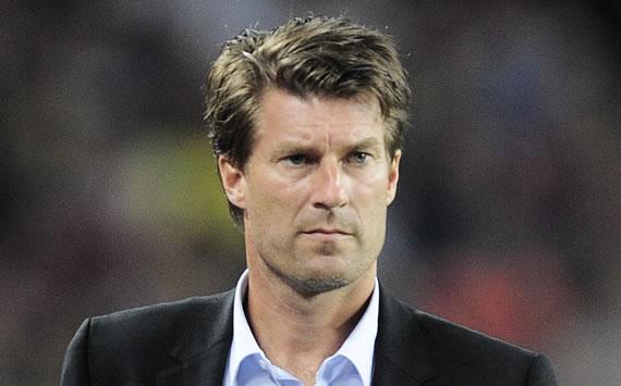 El danés Michael Laudrup, entrenador del Mallorca (Getty Images)
