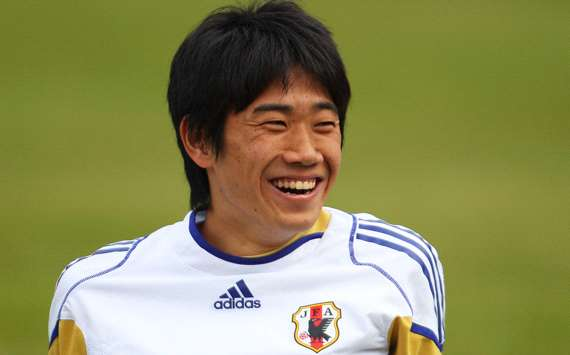 Shinji Kagawa, Japan (Getty Images)