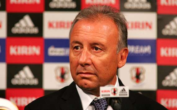 Japan coach Alberto Zaccheroni expecting Asian Cup semi-finalists ...