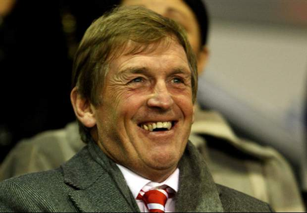 Kenny Dalglish jokes that goalline technology may come in before he is offered full-time contract at Liverpool