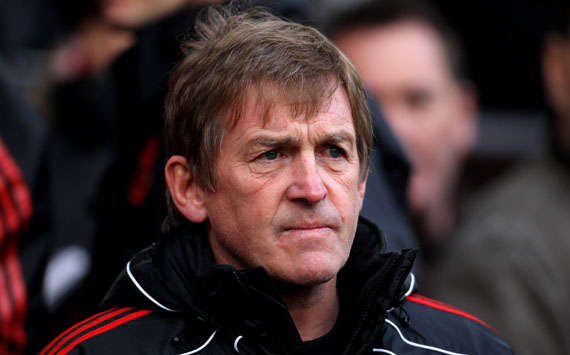 FA Cup - Manchester United vs Liverpool, Kenny Dalglish(Getty Images)