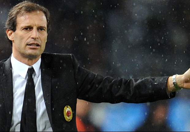 Milan Coach Massimiliano Allegri Bemoans Poor Second Half Performance Following Genoa Draw