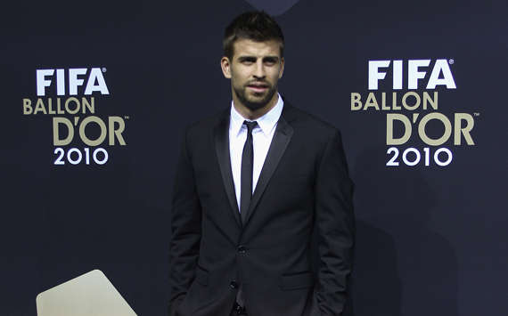 Barcelona Defender Gerard Pique: I Know All Of Cristiano Ronaldo's Tricks