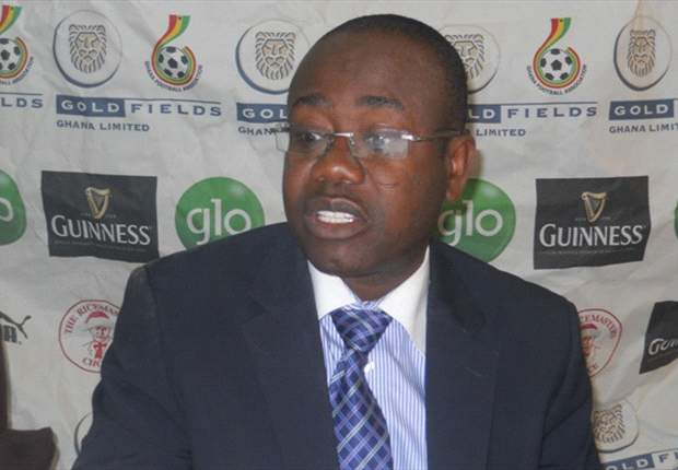 GFA boss Kwesi Nyantakyi: Let's protect players from fake agents