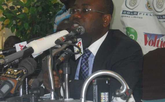 Kwesi Nyantakyi: Ghana must win 2013 African Cup of Nations
