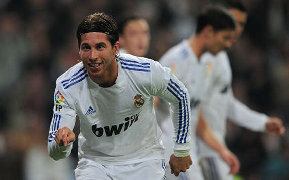 Real Madrid Defender Sergio Ramos In Milan Sights - Report