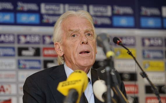 Leo Beenhakker backs Real Madrid to beat Ajax