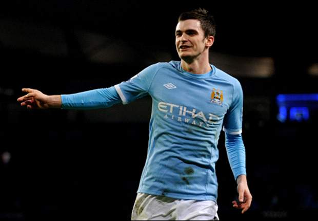 Adam Johnson ready to force his way into Manchester City side