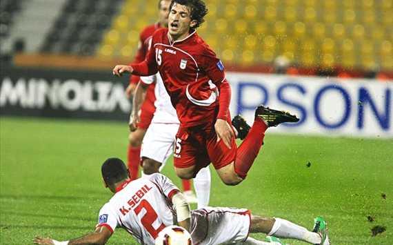 ghassem Hadadifar Iran UAE