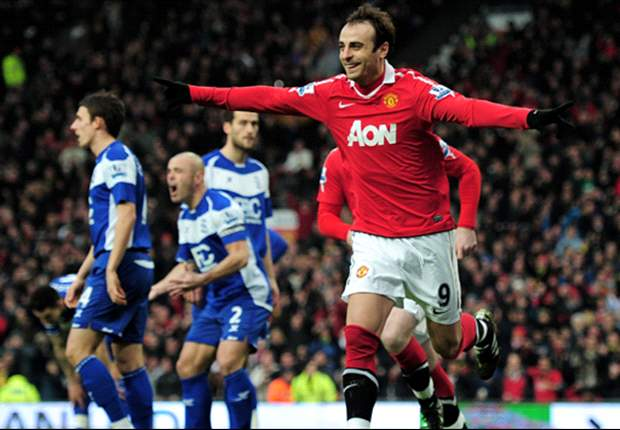 Manchester United star Dimitar Berbatov 'would consider' a sensational return to Tottenham