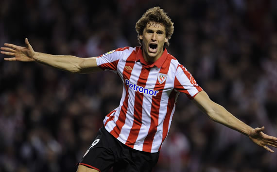 Fernando Llorente, Athletic de Bilbao (Getty Images)