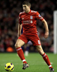 Steven Gerrard - Liverpool (Getty Images)