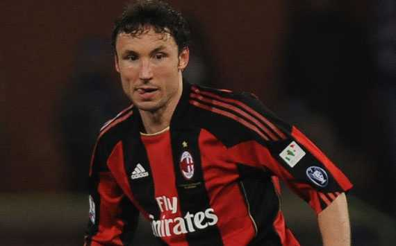 Milan Coach Massimiliano Allegri Backs Mark Van Bommel Despite Sending-Off Against Catania