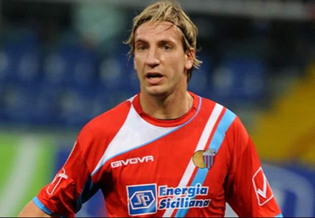 39 I Was Very Close To Fiorentina 39 Catania 39 S Maxi Lopez