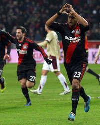 Bundesliga: Bayer Leverkusen – Hannover 96, Arturo Vidal (Getty Images)