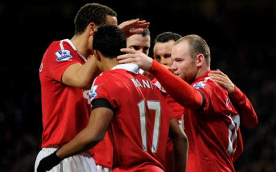 EPL,Wayne Rooney,Manchester United vs Aston Villa(Getty Images)