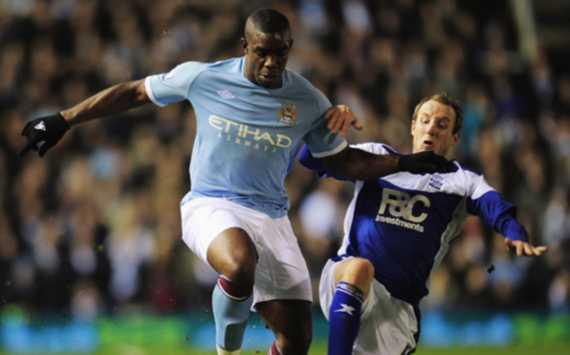 Manchester City: Richards aplasta la actitud de Tévez 123085hp2