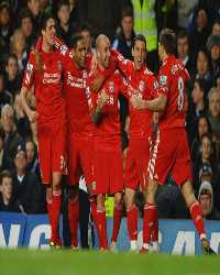 EPL,Raul Meireles,Chelsea vs Liverpool(Getty Images)