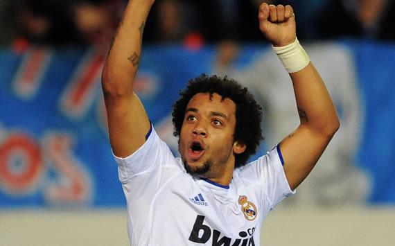 "Marselo ""Real Madrid""ning afsonasi!"