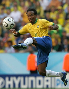 Gremio confirm capture of Ze Roberto