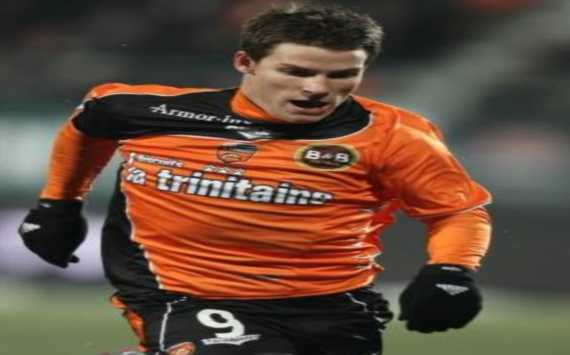 Ligue 1 : Kevin Gameiro (FC Lorient) - (Panoramic)