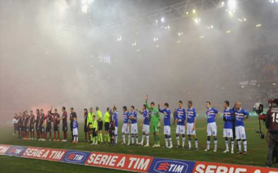 Sampdoria-Genoa - Ferraris Stadium - Serie A (Getty Images)